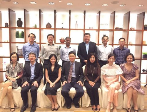 Dr Au Eong Kah Guan Attends XEN User Group Meeting