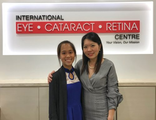 Reflections on My Internship at International Eye Cataract Retina Centre