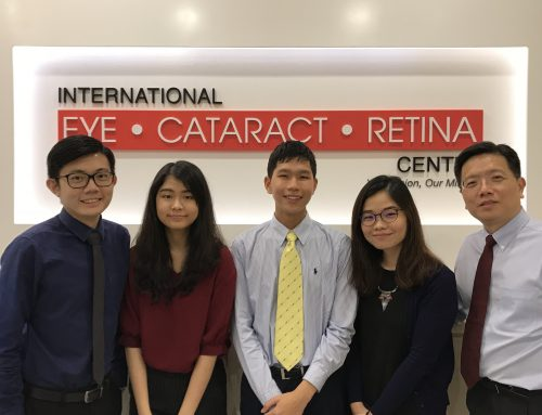 Reflections on My Attachment at International Eye Cataract Retina Centre