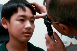 Regular comprehensive eye screenings for children is recommended to pick up potentially sight-threatening conditions early