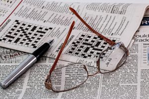 Prescription glasses can often improve vision