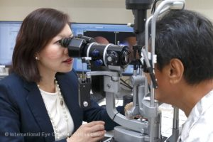 Regular comprehensive eye examination is recommended to pick up potentially sight-threatening conditions early