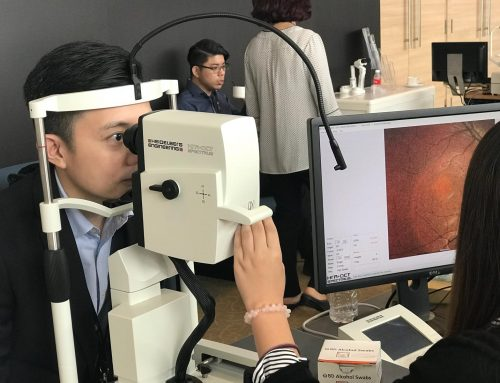 International Eye Cataract Retina Centre Optometrists and Ophthalmologists Attend 8th International Ophthalmology Congress