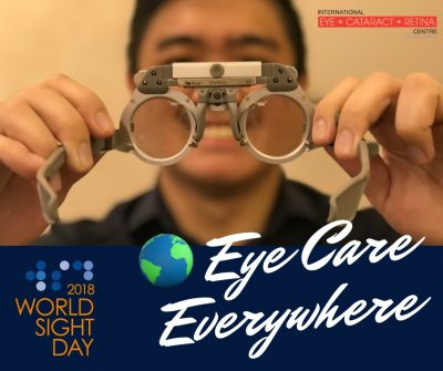 World Sight Day 2018 : Eye Care Everywhere
