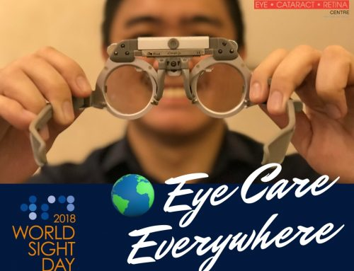 11 October 2018 is World Sight Day