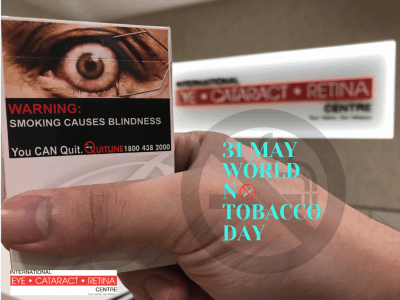 World No Tobacco Day is observed every year on 31 May